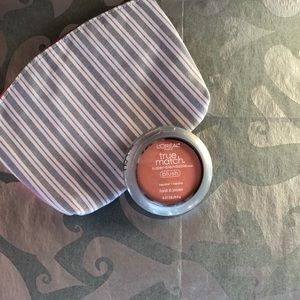 L'Oreal Paris True Match Blush Innocent Flush wBag